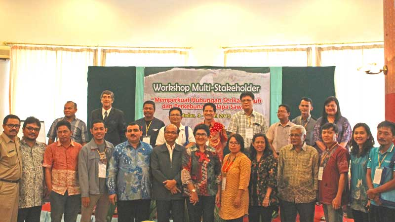 Workshop-Multistakeholder