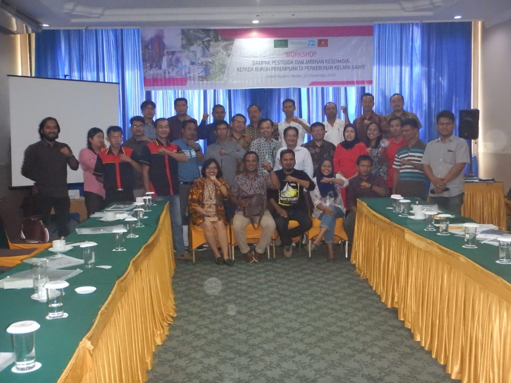 workshop Dampak Pestisida 2