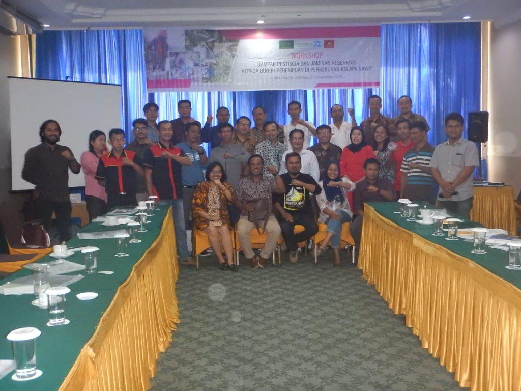 workshop Dampak Pestisida 2